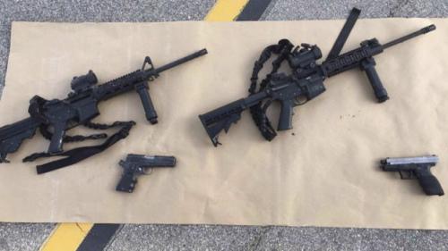 加州枪击案:枪手朋友因合谋策划被起诉