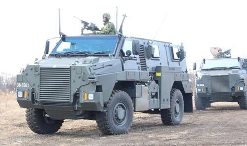 日本自卫队举行秘密训练 拟配合安保法投入实战