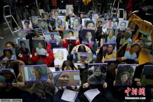 日韩协议再起波折 日本要韩方撤走受害者少女像