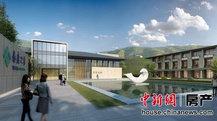 杭州项目效果图
