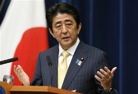 """安倍称日本参院大选""""势在必得"""" 谋求长期执政"""