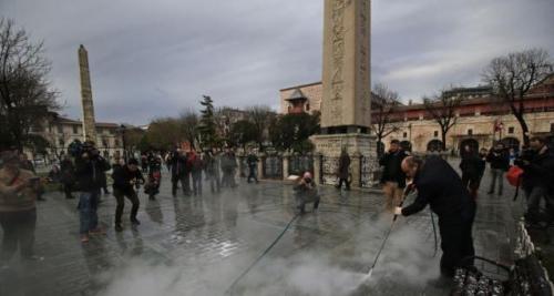 外媒:土耳其逮捕伊斯坦布尔爆炸5名嫌疑人