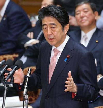 日本众院将表决新年预算案 高额军费助推安保法