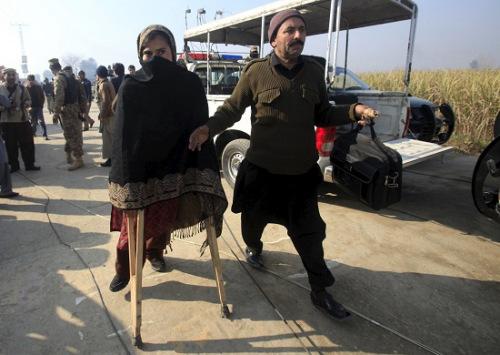 巴基斯坦清剿袭击大学武装分子 击毙4名恐怖分子