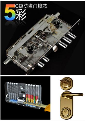 mul-t-lock以色列防盗门锁进口品牌