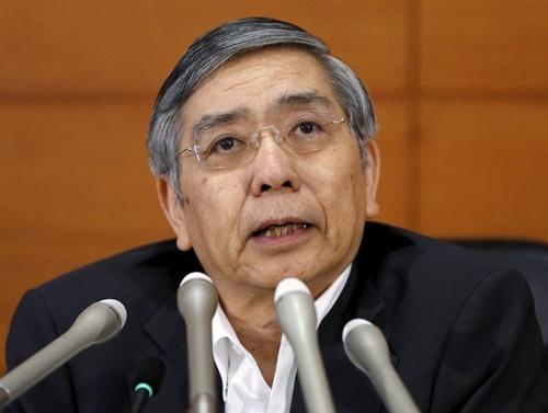 日本央行行长:必要情况下将进一步降息