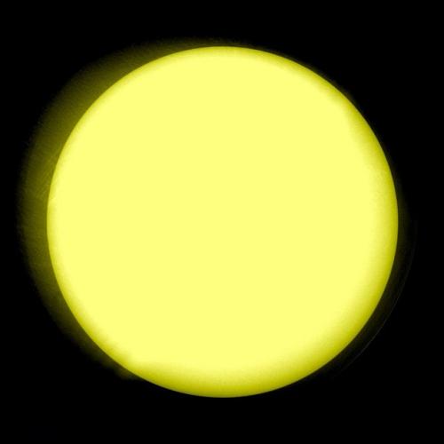 美国NASA发布视频 展示太阳全年活动轨迹(图)