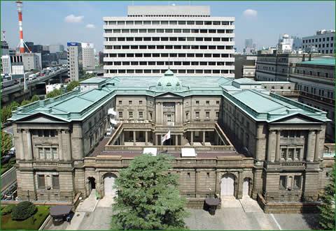 日本银行。