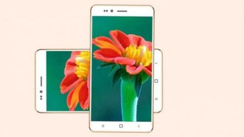 印度研发的最便宜的智能手机。