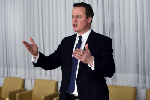 """英国与欧盟达成""""留欧""""协议 会谈各方怎么看?"""