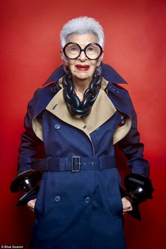 阿普菲尔成为澳大利亚时尚品牌Blue Illusion的最新一季代言人。(图片来源:澳洲网)