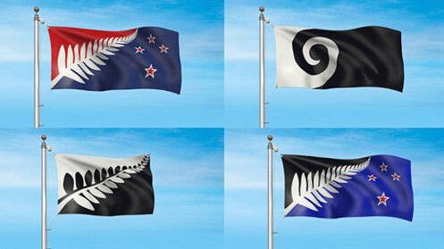 新西兰将对是否更换国旗举行全国最后公投(图)