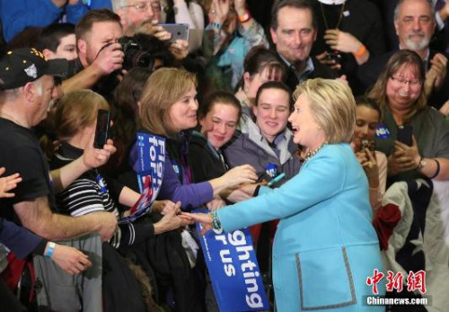 政治豪赌失败后:那些年,退出美国大选的竞选者