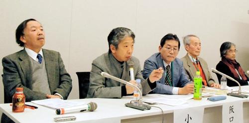 日本宪法学者发声明 批评安倍政权钳制新闻自由