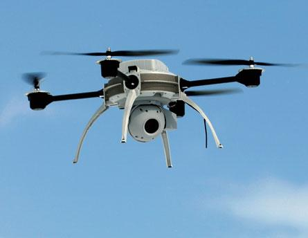 日本国会通过无人机管制法 警方可摧毁可疑飞机