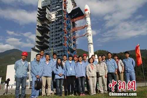 中国航天科技集团北斗卫星导航系统研制团队