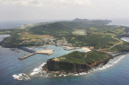 日本与那国岛新基地曝光。