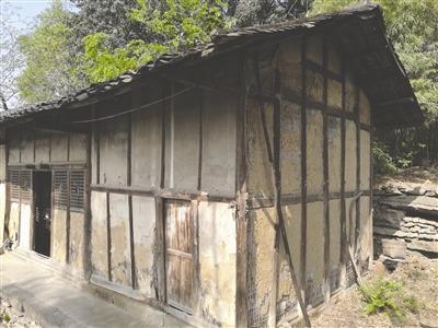 董家的百年老屋