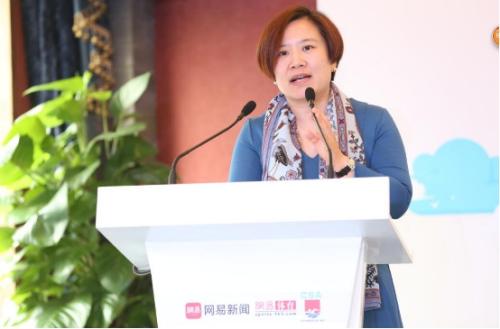网易传媒CEO李黎
