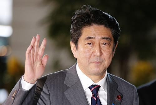 """安倍就熊本地震指示需强化""""心灵关怀""""措施"""
