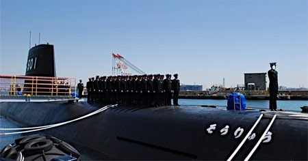 资料图:日本潜艇