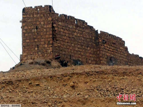 叙利亚当局军夺回巴尔米拉古城。