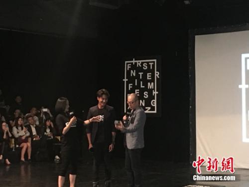 陈坤称对电影行业无深刻认识:演我喜欢的角色就好 [有意思]