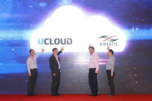 国内云服务商UCloud和全球OpenStack知名企业Mirantis联合宣布成立合资云服务公司UMCloud。