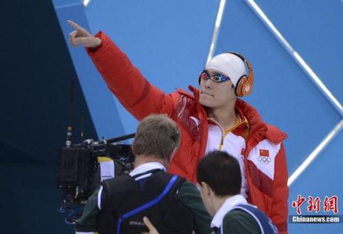 资料图,中国体育提出未来三届奥运会的目标 记者 廖攀 摄