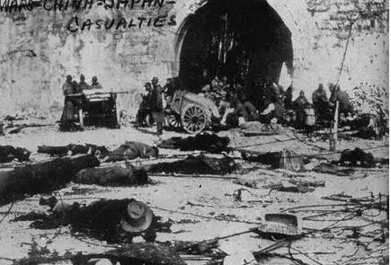 南京大屠杀资料照片