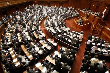 资料图:日本国会
