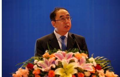 中国汽车技术研究中心党委书记于凯致辞