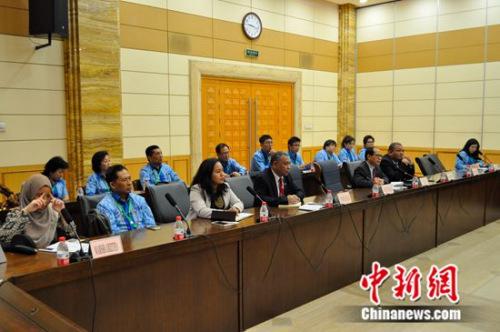 印尼旅行协会代表团