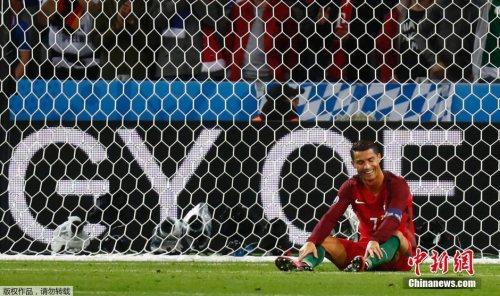 本届欧洲杯至今,C罗的状态难称出色