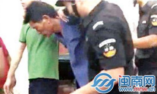 惠安涂寨一男子袭击村民致1死3伤