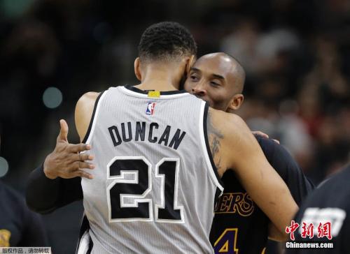 """邓肯告别,NBA从此不再有""""石佛"""""""