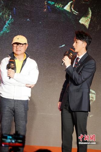 韩庚与刘镇伟 片方供图