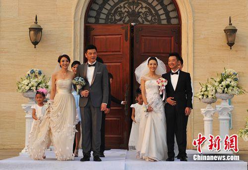 由高圆圆、黄海波主演的电视剧《咱们结婚吧》在北京张裕爱斐堡国际酒庄拍摄。
