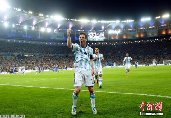 梅西代表阿根廷出战百年美洲杯,惋惜与冠军当面错过