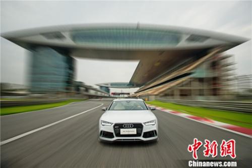 奥迪RS 7 Sportback Performance