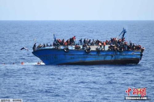 资料图:难民