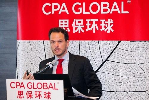 思保环球亚太区总经理 Marcos Antunes