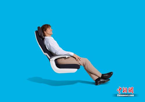 法航新经济舱座椅使搭客愈加舒服