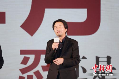原著作者及编剧刘震云 片方供图