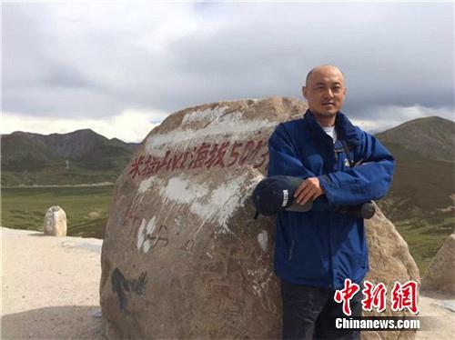 赵宁宇导演在西藏
