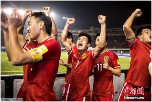 国家队奇异升级12强赛