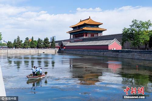 资料图:故宫。图片来源:视觉中国