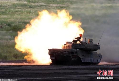 """日华媒:全力扩张 日本自卫队全球刷""""存在感"""""""