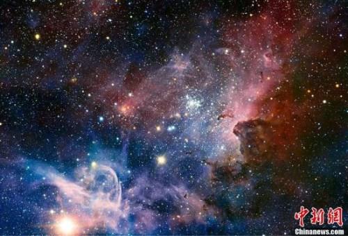 资料图:浩瀚的宇宙