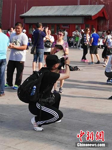 故宫院长鼓励拍照:游客把文物信息带到朋友圈